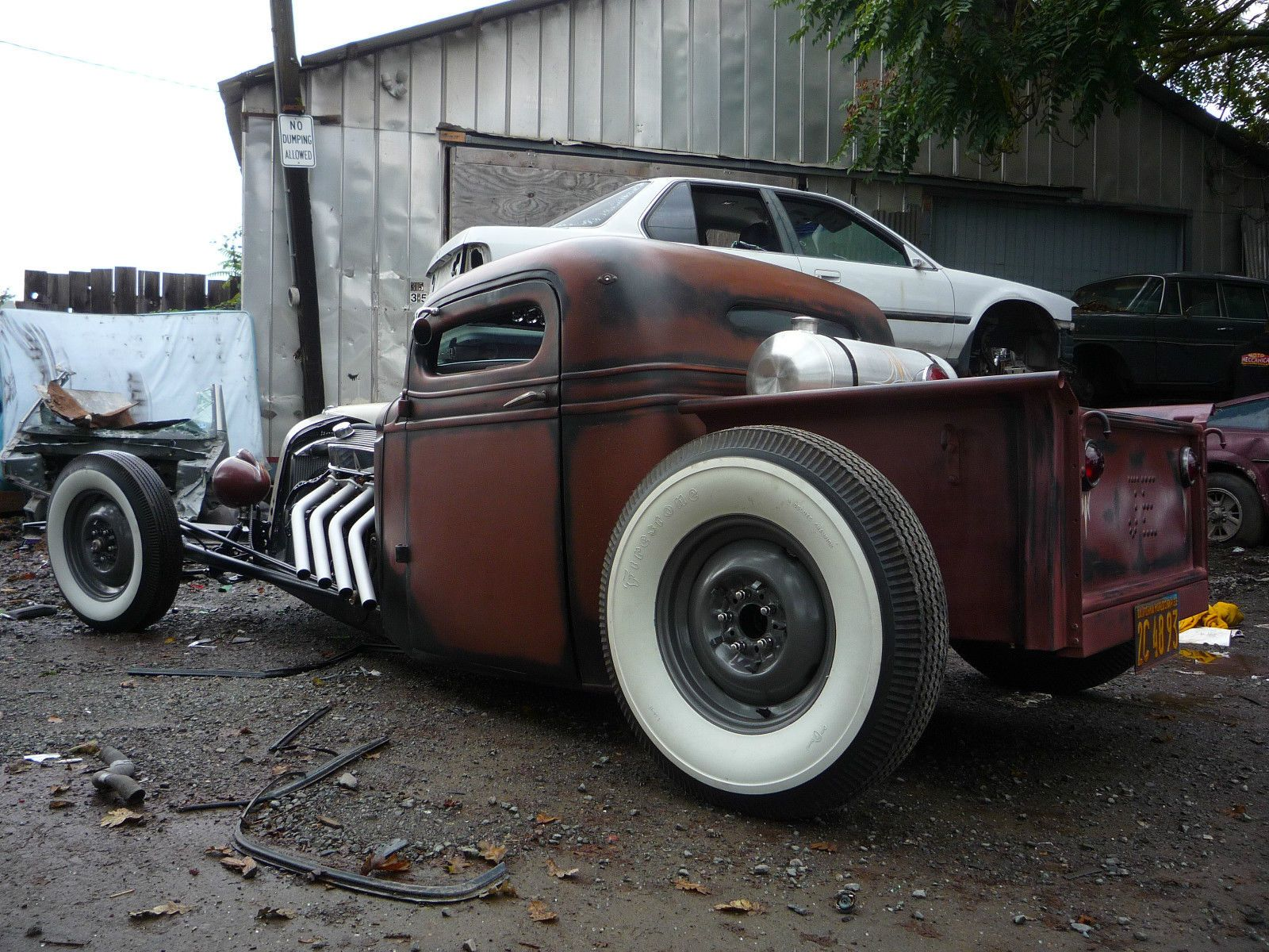 Take this 1938 Chevy hot rod pickup that we found for sale on eBay ...