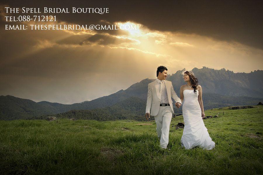 Pre wedding in sabah Malaysia Kota Kinabalu pre wedding