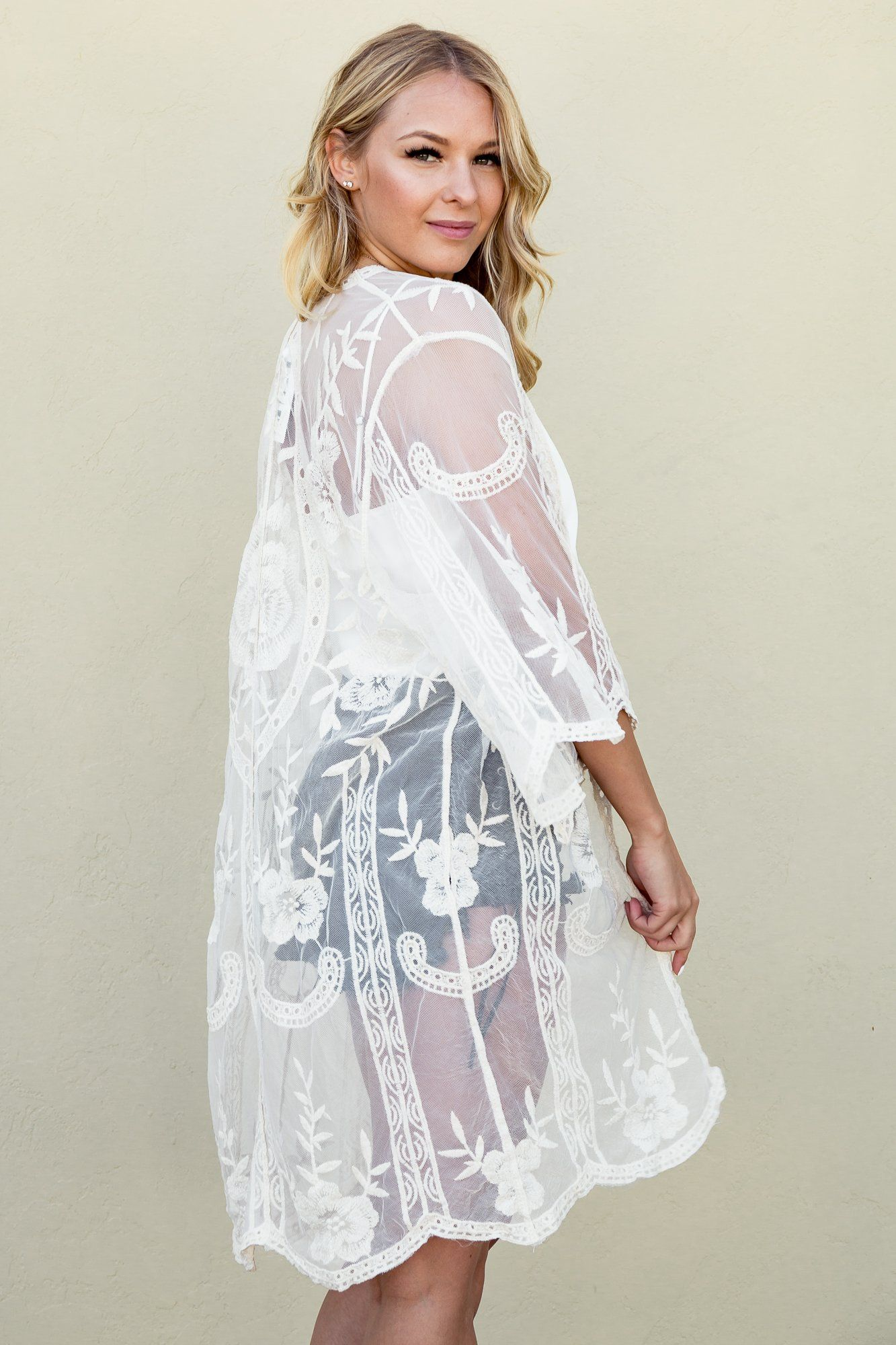 Cosmo Lace Kimono Fashion Pinterest Cosmos And Official T Shirt Beaconcream