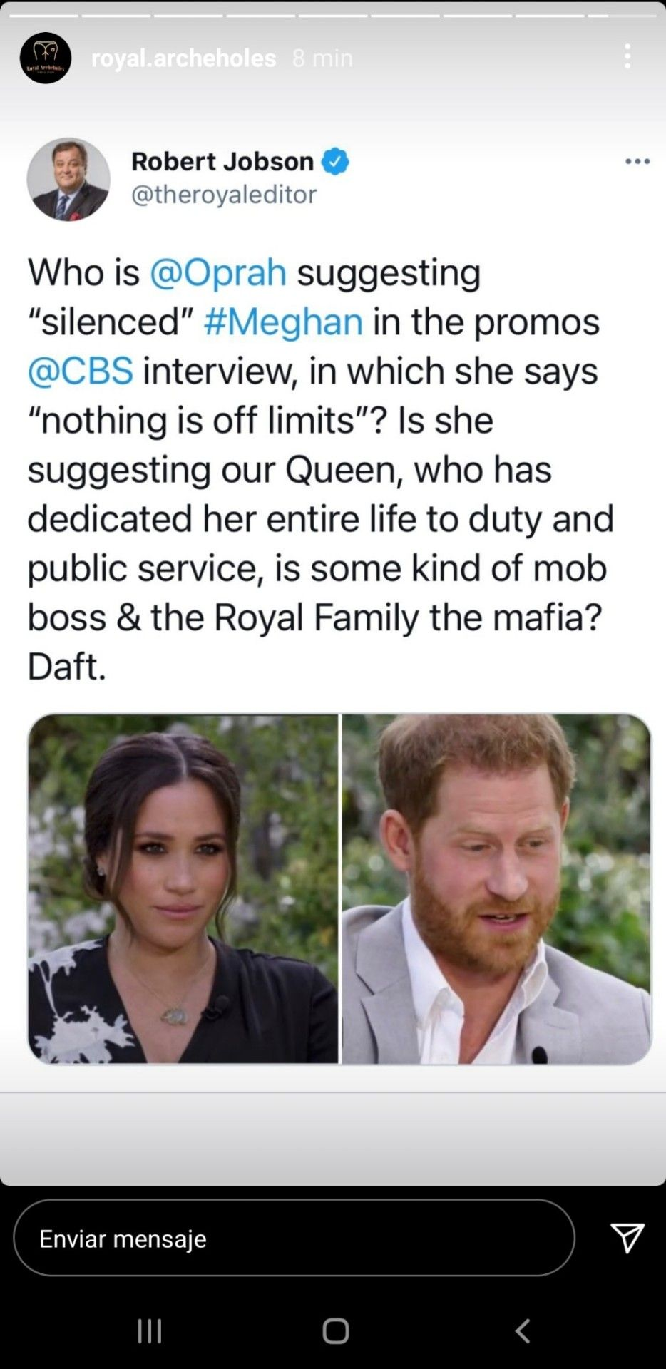 Pin By Semmes Humphreys Semmes Trav On People Harry And Meghan The Sussex S In 2021 True Nature Oprah Life