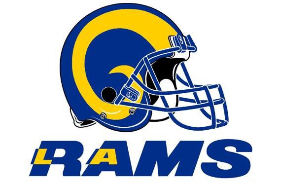 La Rams Helmet Logo Rams Football Nfl Logo Los Angeles Rams Logo