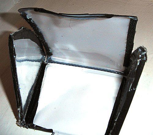 De Kimel Pop Up de destello caja suave del difusor