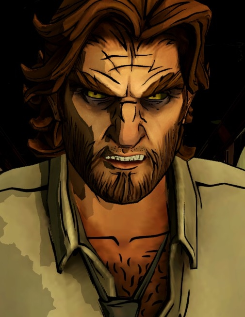 Sam Bigby Wolf Among Us The Wolf Among Us Wolf Werewolf Art