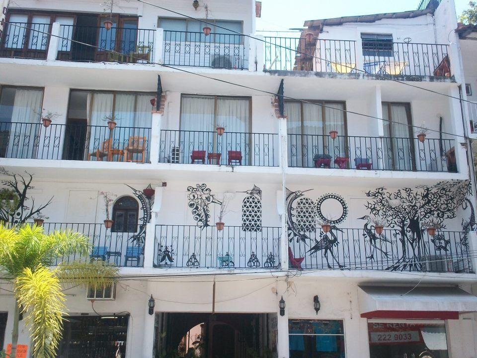 Fachada de #HotelCatedral #PuertoVallarta | Instalaciones ...