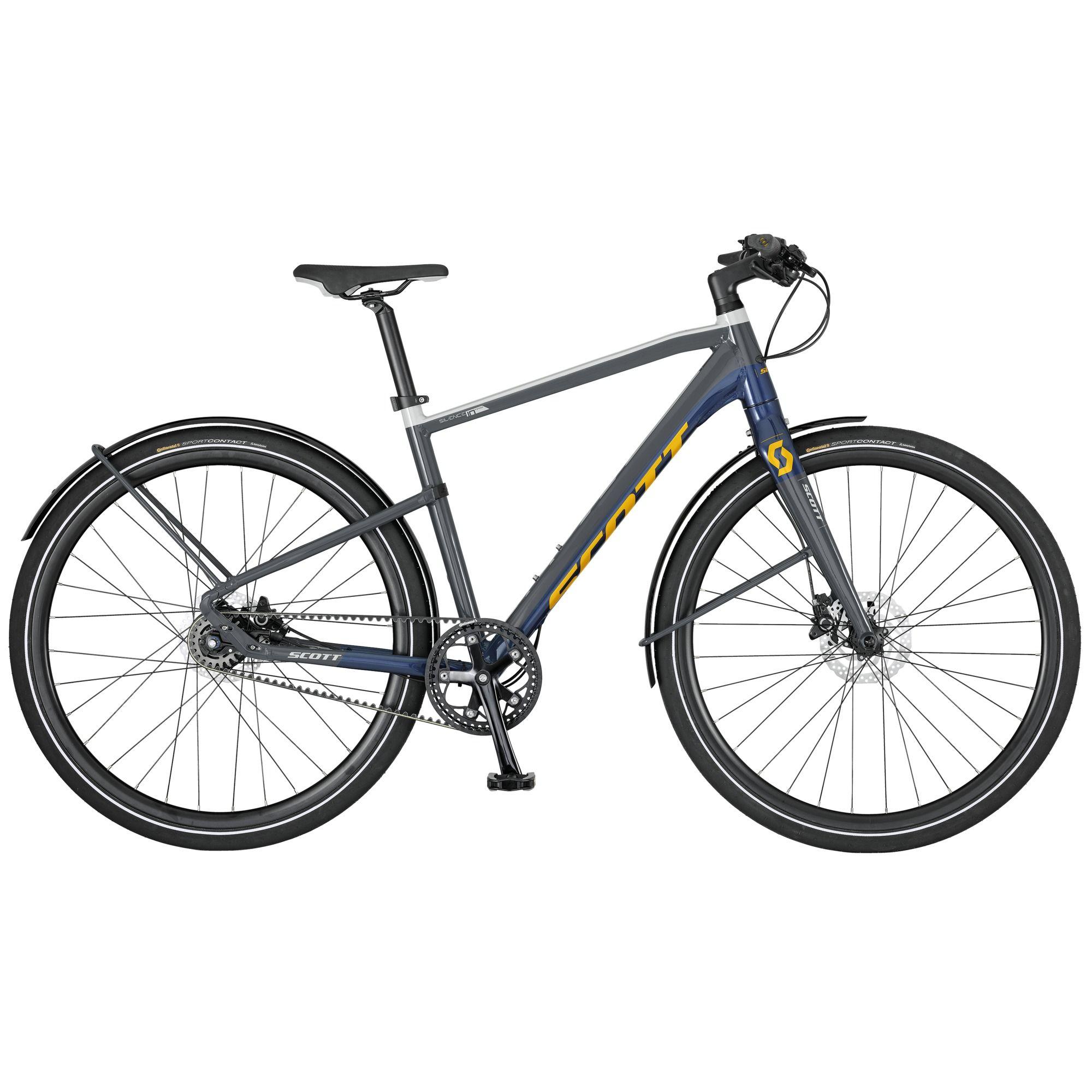 Scott Silence Speed 10 Men S Bike Belt Drive Alfine 8