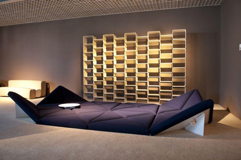Pierre Paulin And Herman Miller, Louis Vuitton Furniture Designer