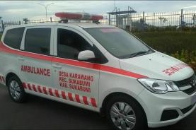 Amb Wuling Ambulans Merek Mobil Daihatsu