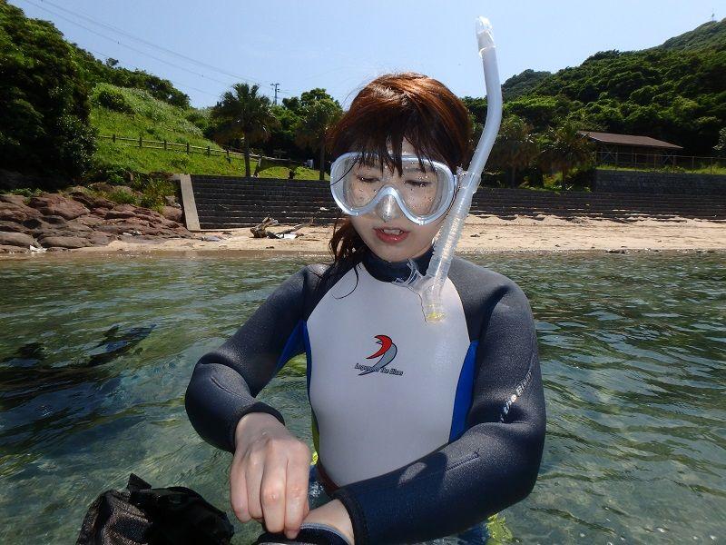 6月 2017 ダイビングハウス トリトン diving house triton ダイビングスーツ スキューバ ウェットスーツ