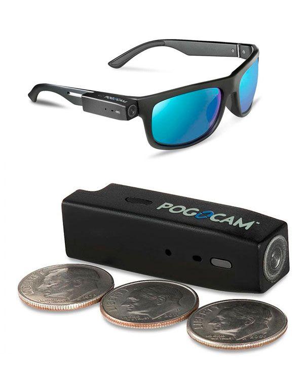 #PogoCam: маленькая камера для самых обычных очков