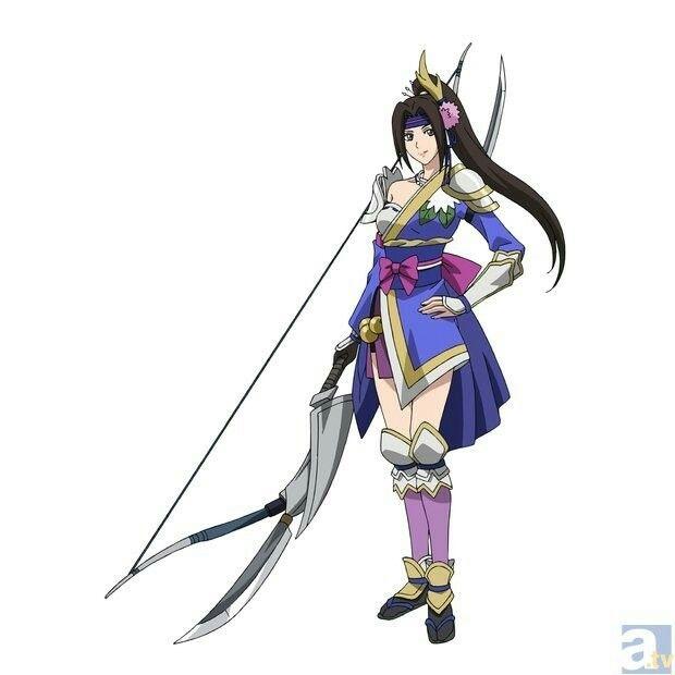 Warriors Orochi 4 Facial Expression: Hojo Clan On We Heart It Sengoku Musou Trong 2018 T
