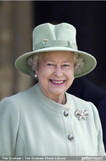 Seeing Double: Queen Elizabeth