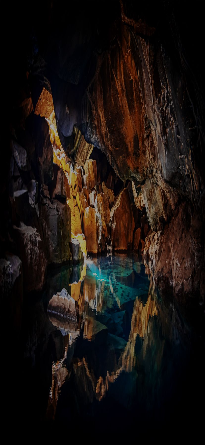 Wallpaper Cave Background HD Full Screen Free Download in