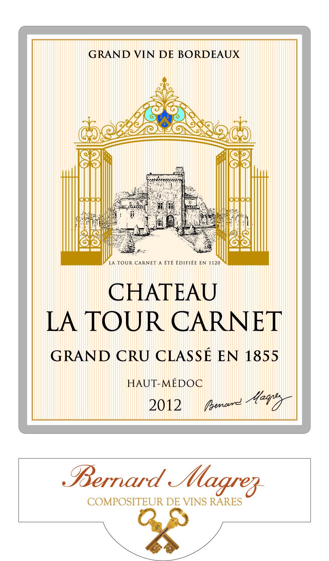 Le Château La Tour quatrième grand cru classé du