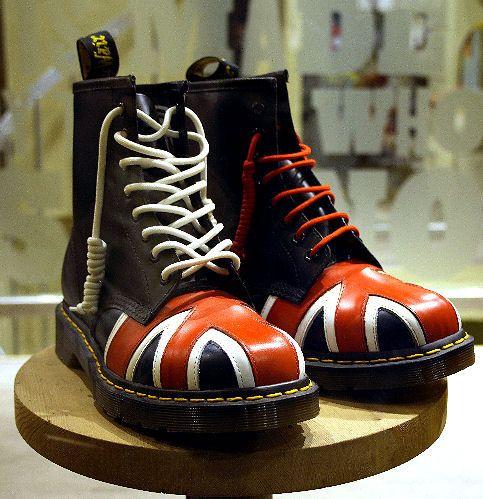 Doc Martens In London Dr Martens Boots Doc Martens Boots Boots
