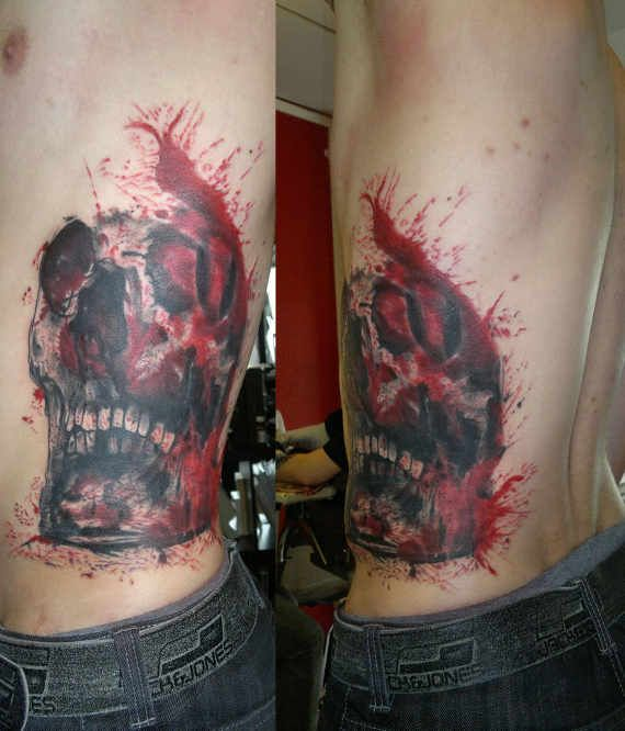 Rib Tattoos for Men - Ideas and Inspiration for Guys | Tattoo and ...