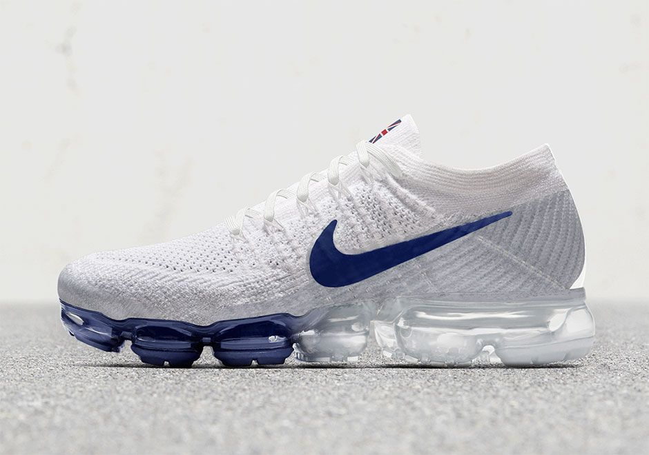 Nike continues to expand the Vapormax range with the introduction of this  exclusive country pack that highlights USA 34fbede94