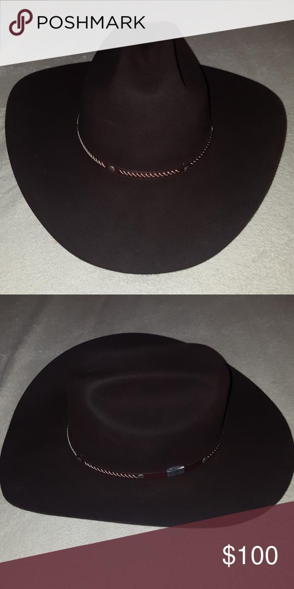 cfad0244 Cowboy hat George Strait Resistol Cowboy Hat Resistol Accessories Hats