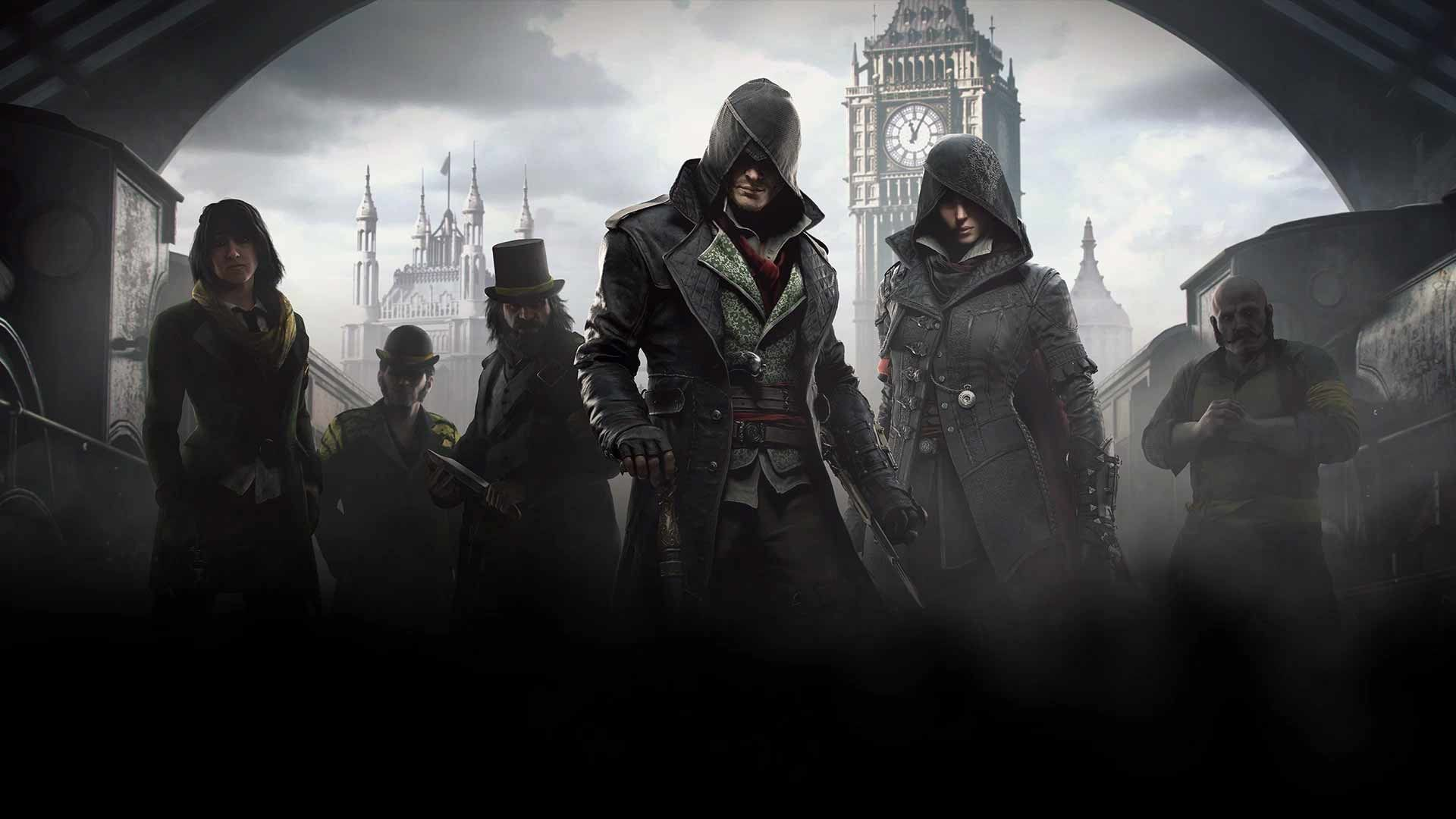 1920x1080 Assassins Creed Syndicate Game Wallpaper Assassins