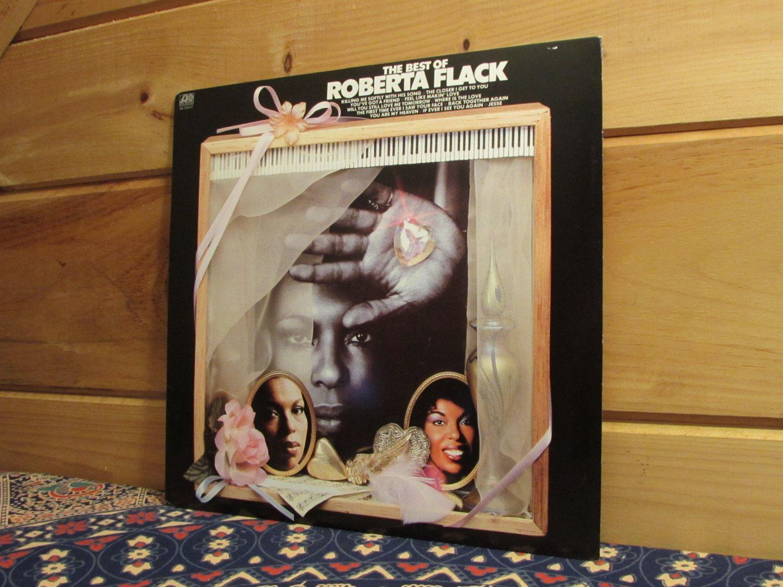 Roberta Flack The Best Of Roberta Flack 33 1 3 Vinyl Record Vinyl Records Where Is The Love Roberta Flack