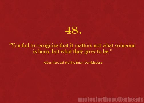 Quotes for the Potterheads #48