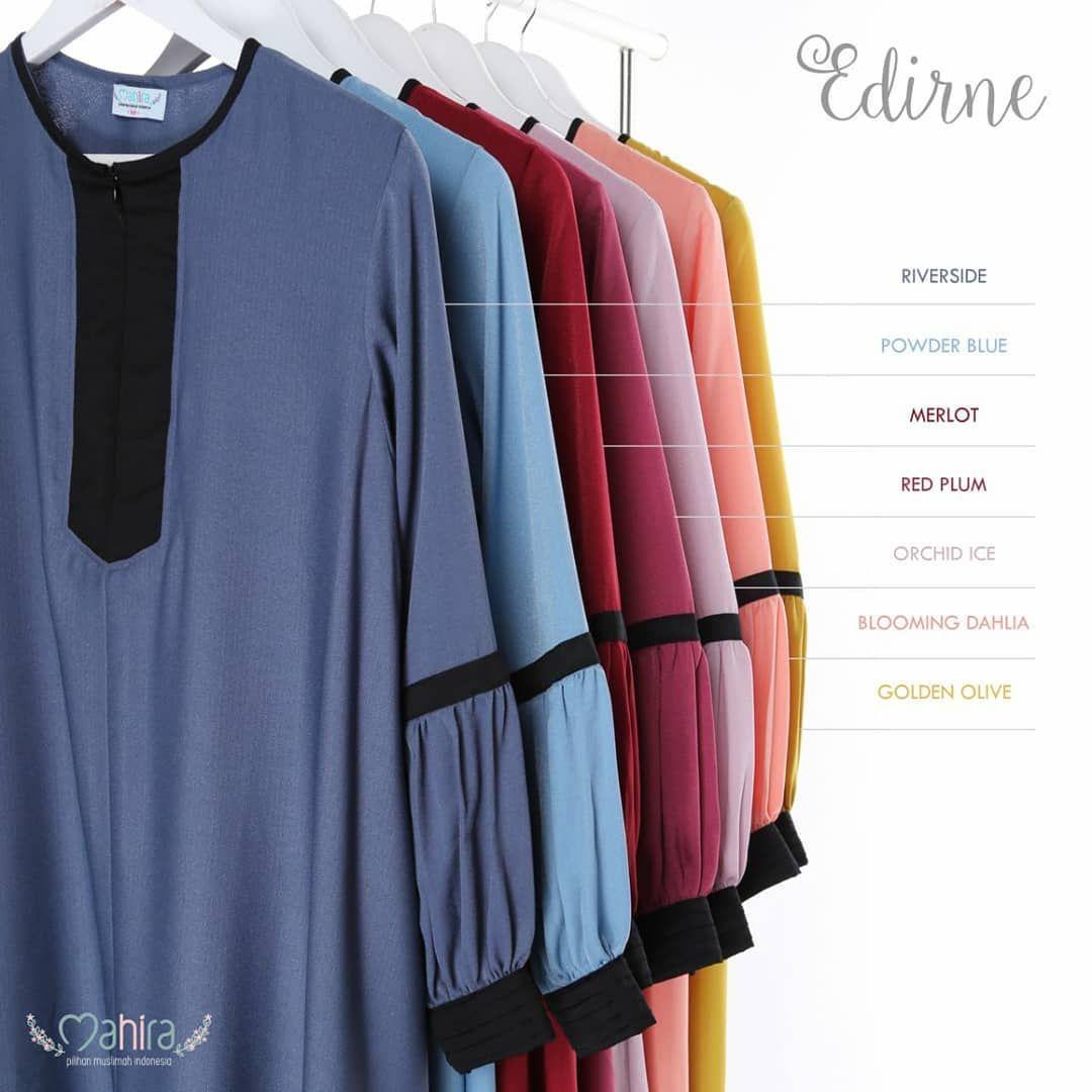 Perpaduan Warna Baju