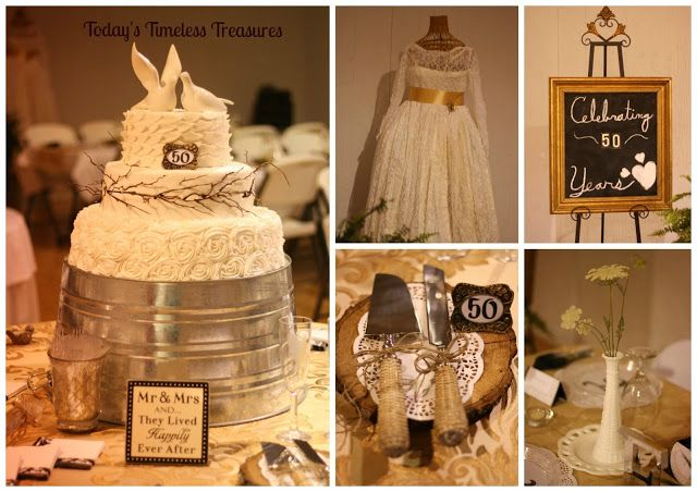50th Anniversary Party Ideas On A Budget Today S Timeless Treasu