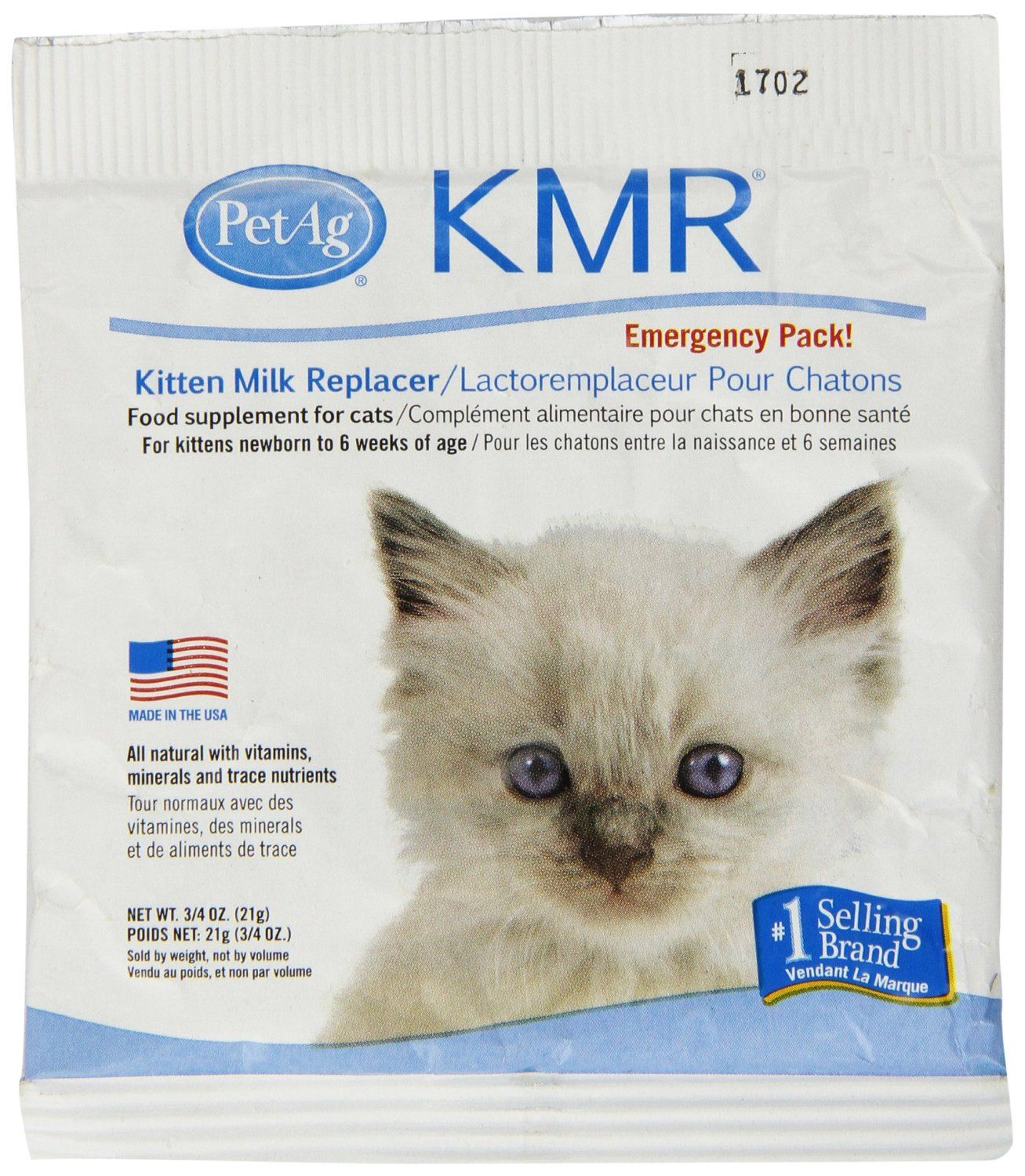 Kmr Kitten Milk Replacer You Can Find Out More Details At The Link Of The Image This Is An Affiliate Link And Emergency Packs Dog Milk Dog Supplements