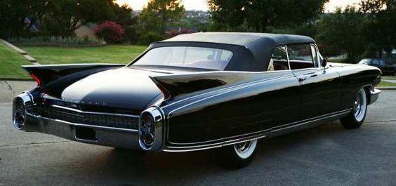 1960 Cadillac Eldorado Biarritz Classic Cars Pinterest