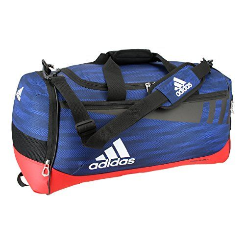 new concept c40a0 30d20 adidas Team Issue Duffel Bag Lifetime Warranty - built to last 3 outside  zippered pockets and