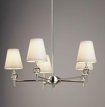 This Five Arm Fixture Is The Utmost Modern Combination Of