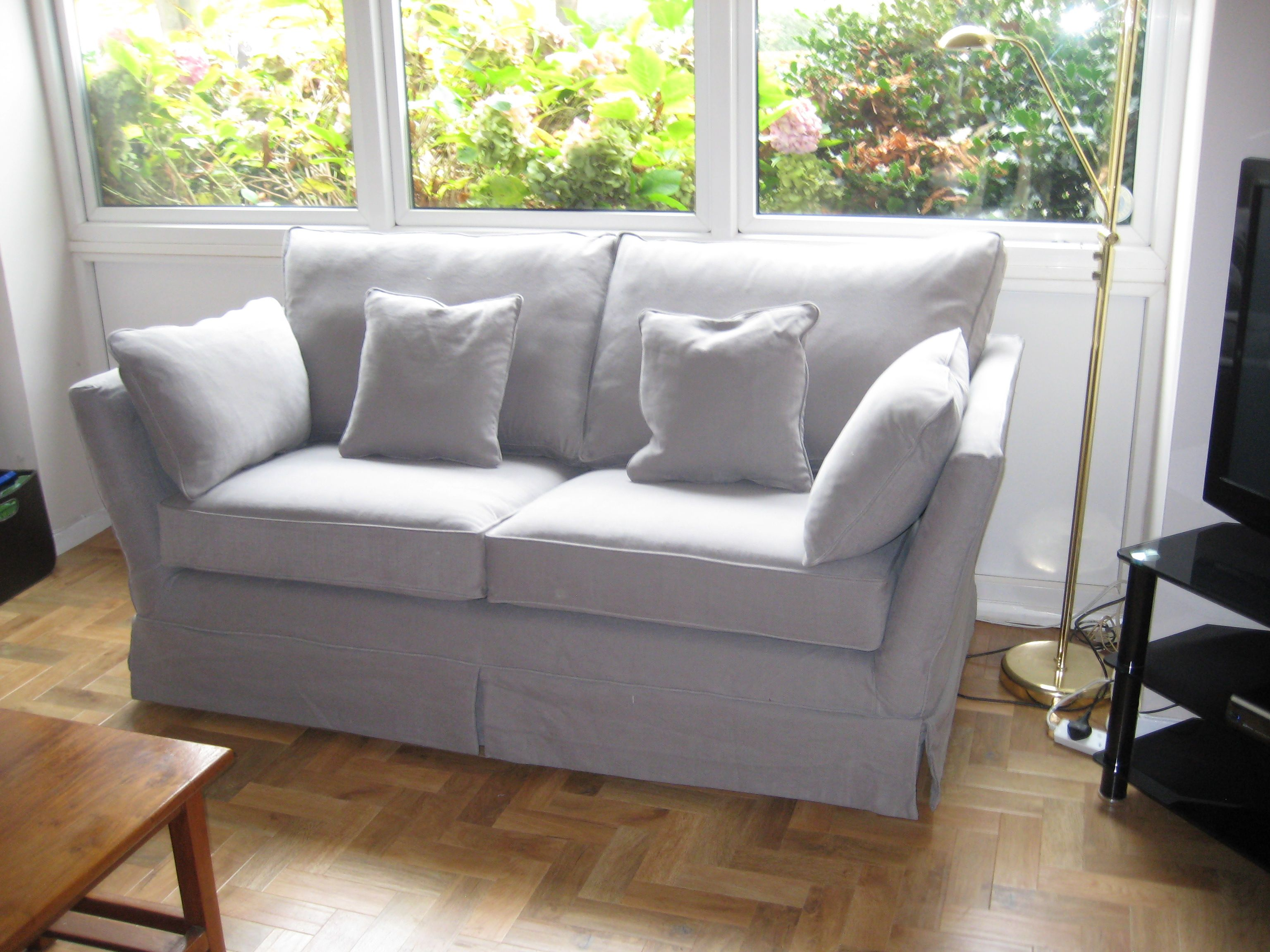 Looking for a timeless traditional shabby chic sofa Why not