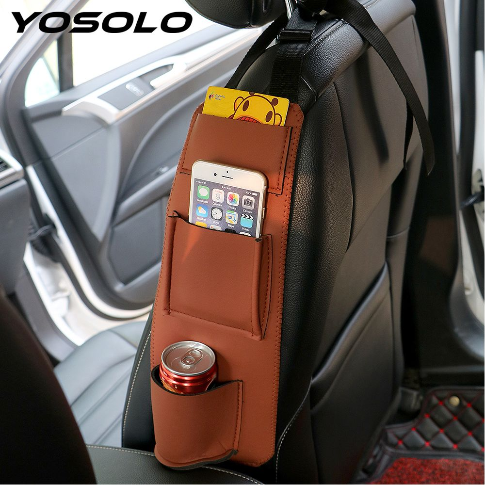 Car Back Seat Trunk Storage Bags Organizer Pocket Multi-use Box Case Boot Travel