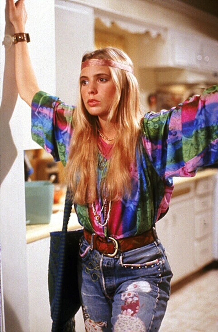 13 Seriously Underrated 90s Tv Crushes Hippie Outfits For