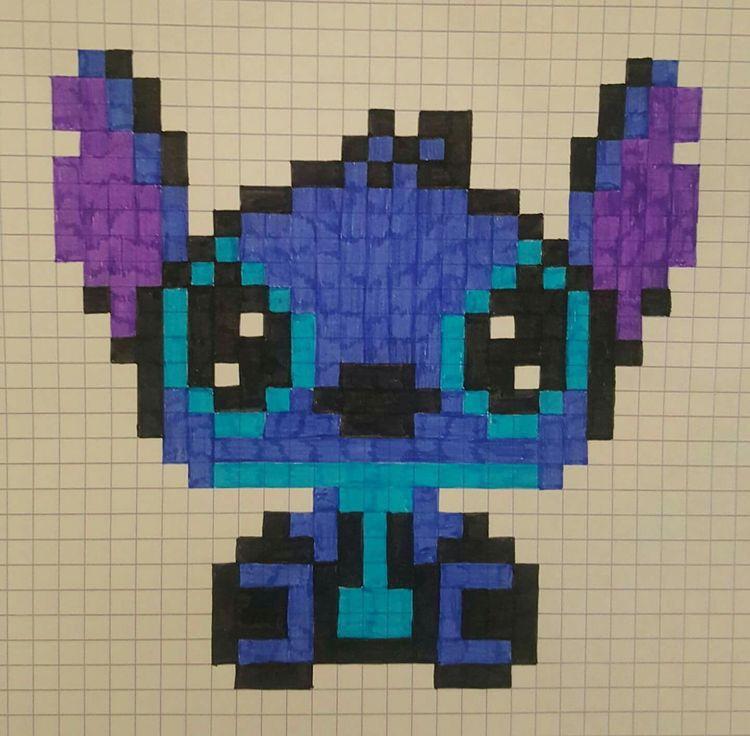 épinglé Par Maky Sur Drawings Dessin Pixel Dessin