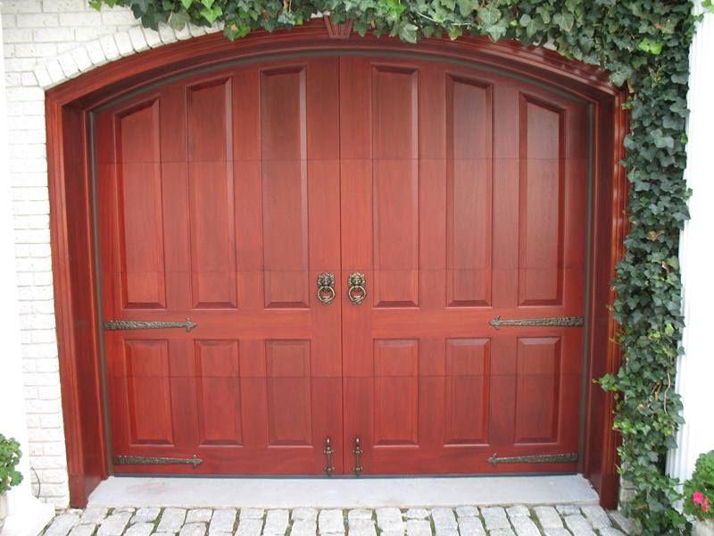 Carriage Garage Doors Diy mahogany garage doorclingerman doors. www.wood-garage-doors