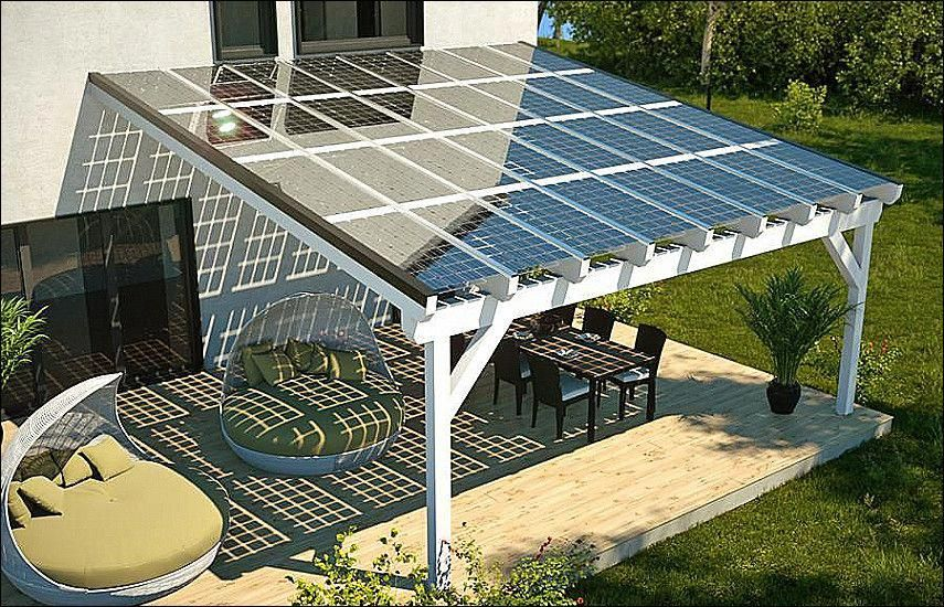 11 Diy solar Panel Patio Cover Alysonscottageut in 2020