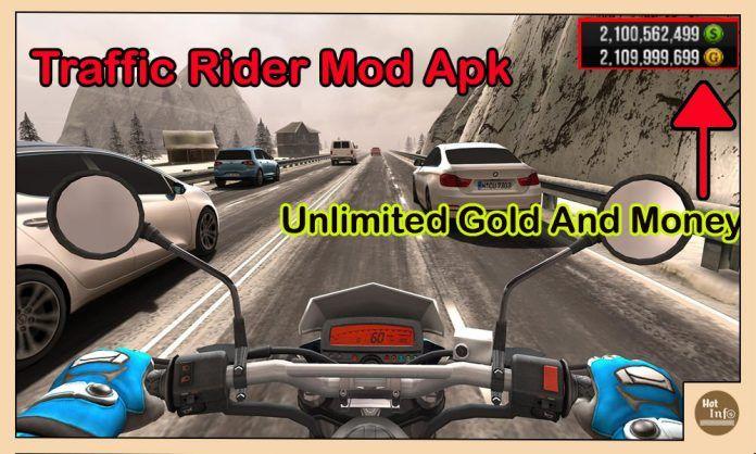Download Game Traffic Rider Mod Apk V 1 6 1 Cheat Unlimited Money