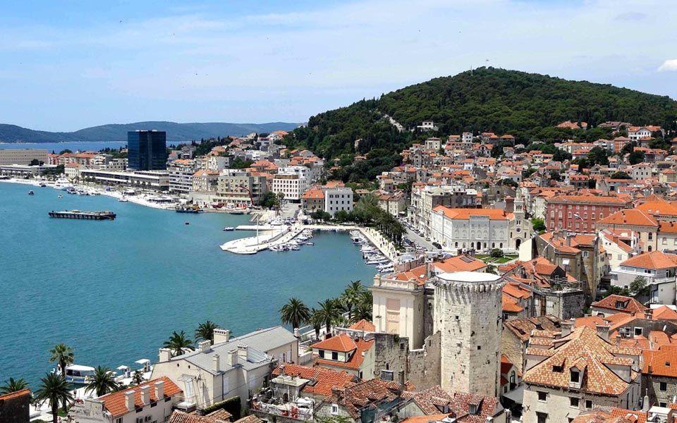 Croatie split