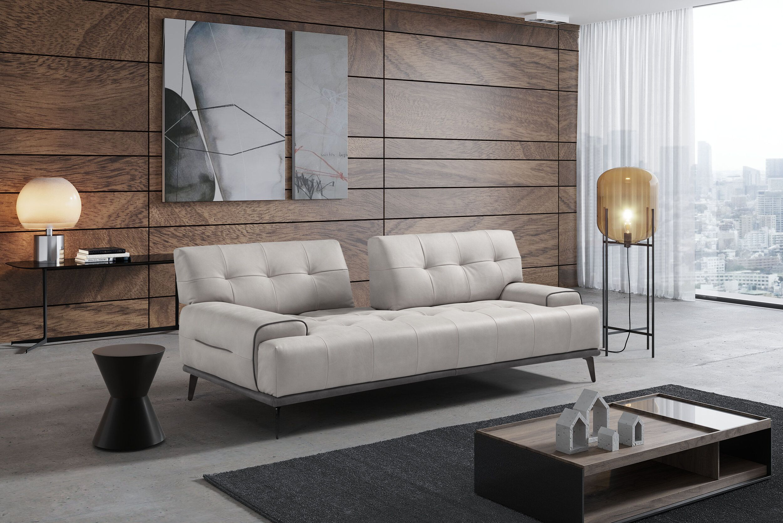 Diven Living Leather And Fabric Contemporary Designer Sofas In 2020 Sofa Design Sofa Italian Sofa