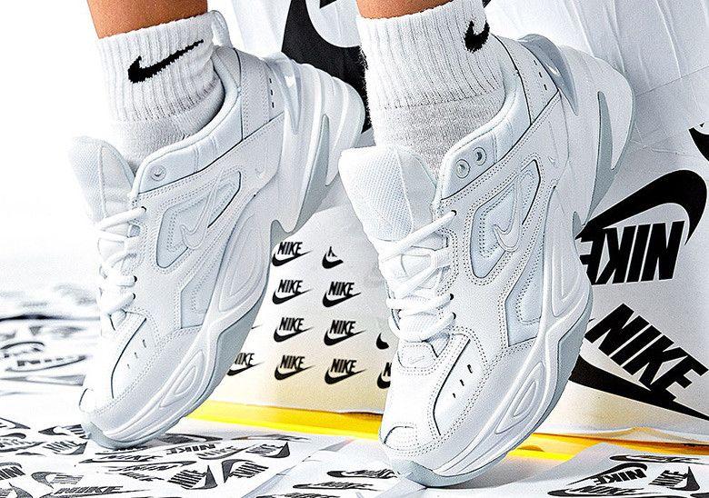 Nike M2K Tekno White Grey Release Info |
