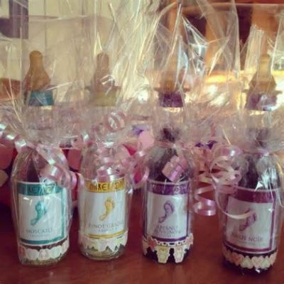 Fall themed baby shower prizes