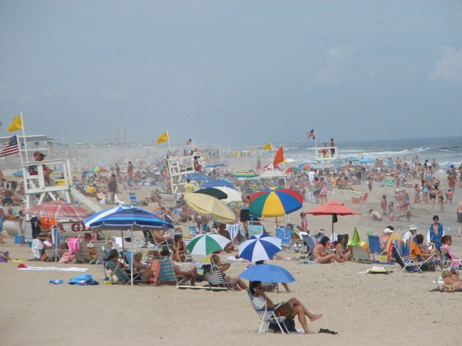Sea Girt Beach New Jersey Shore It S Where I Learned How