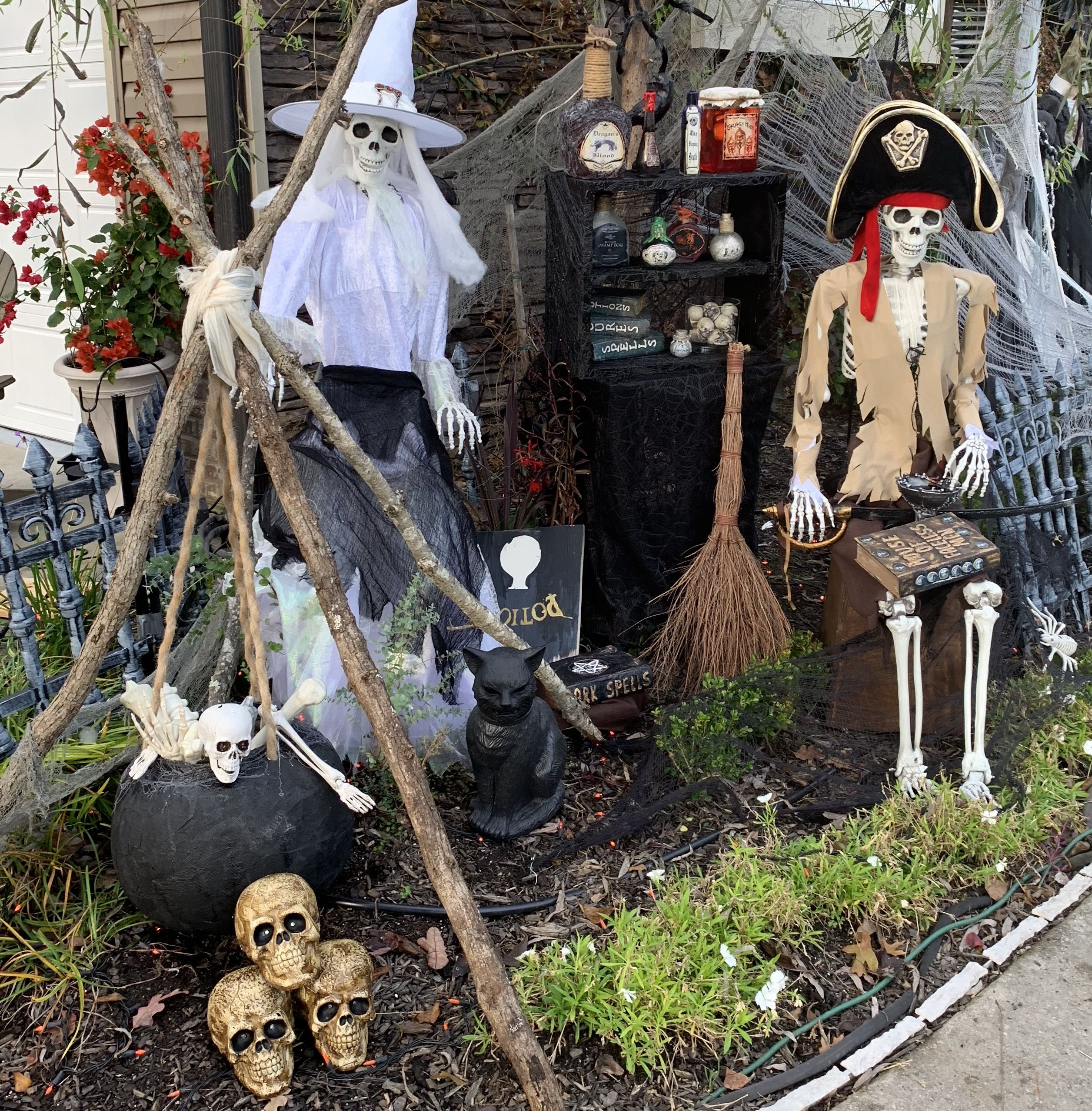 Halloween with images pirate halloween decorations