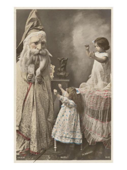 Weird Vintage Christmas Photos 4