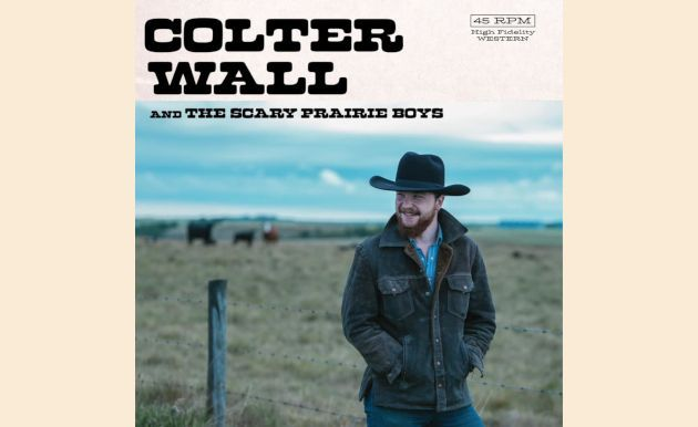 colter wall and the scary prairie boys prep new 45 on colter wall id=89652