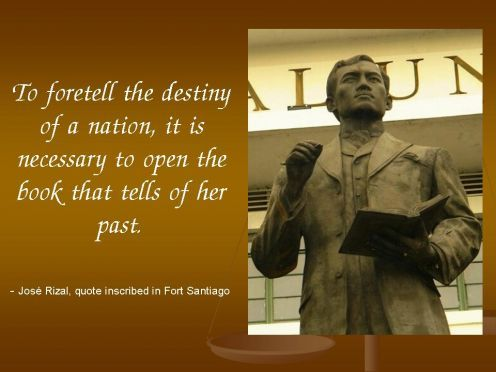 filipino language and rizal If dr jose rizal were alive today, what would he feel about the current state of the philippines and what would he do to improve it mark gilbert rehoy, faculty member of the la salle greenhills social science department, said rizal would have emphasized the use of filipino language as the medium of.