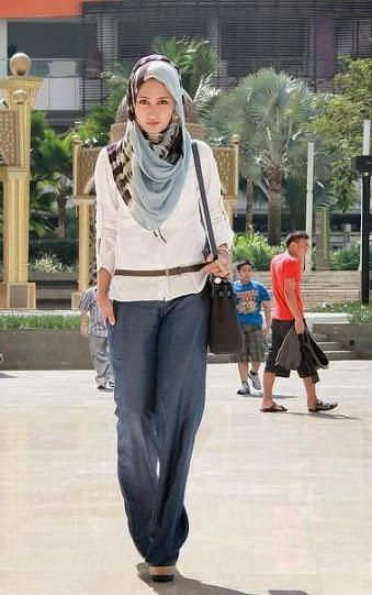 db78dc16ad990f5160c50e96226f1f4c model baju muslim trendy casual style and fashion pinterest,Model Busana Muslim Casual