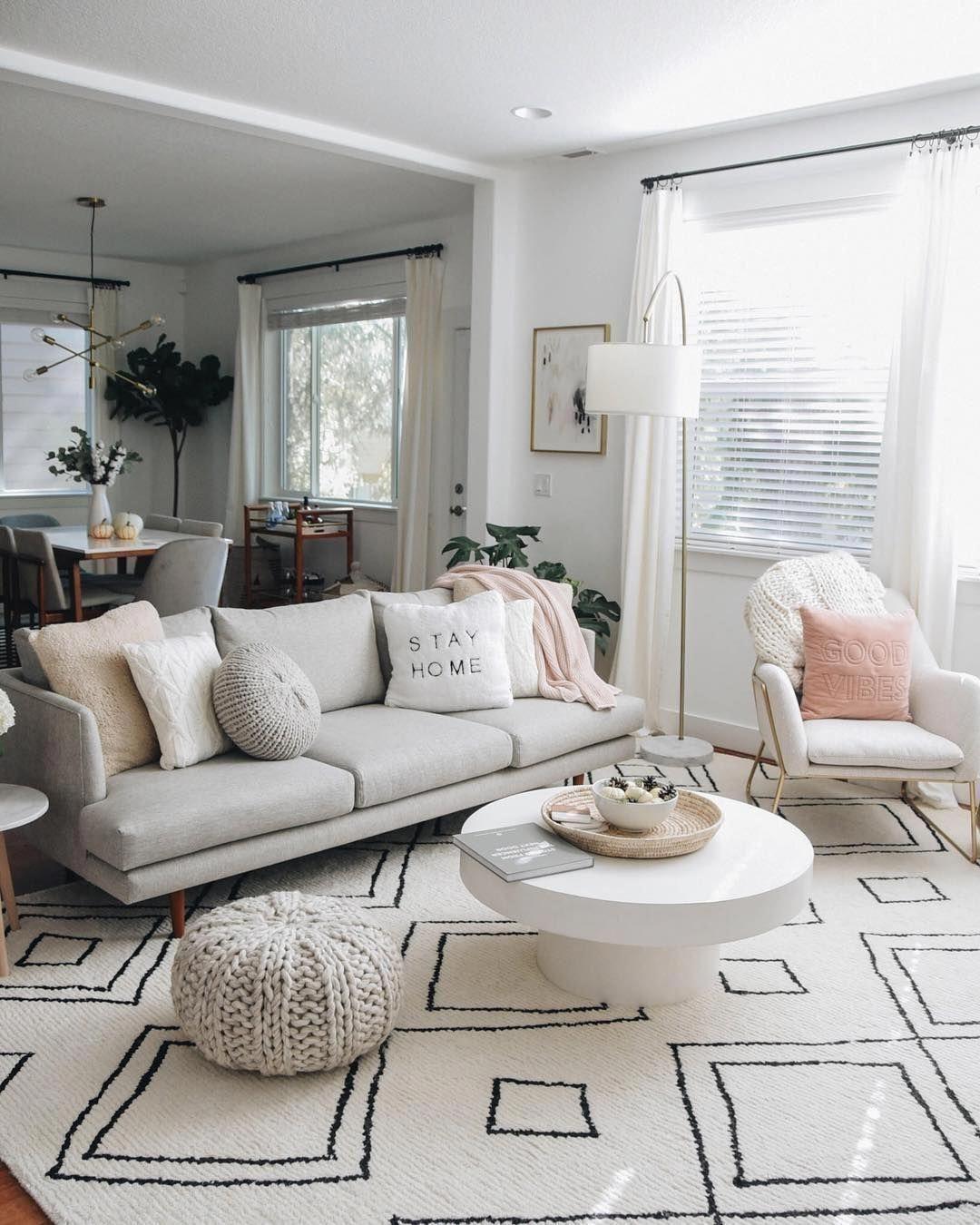 Livingroomdecor Living Room Decor Modern Living Room Designs Minimalist Living Room Idea chic living roomdecor