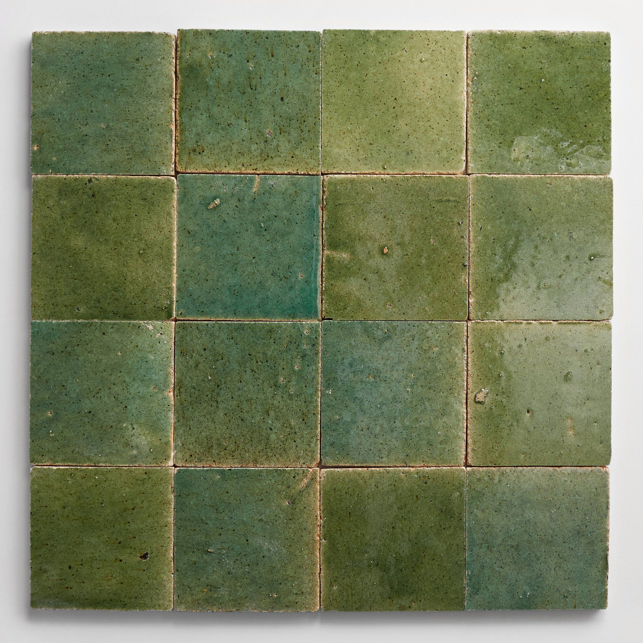 Forest Floor 4 X4 X3 8 Flooring Green Shower Tile Green Tile Floor