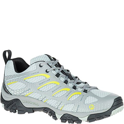 Merrell Men's Moab Edge Hiking Shoe,Storm Grey,US 9.5 M | Hiking shoes,  Storms and Hiking